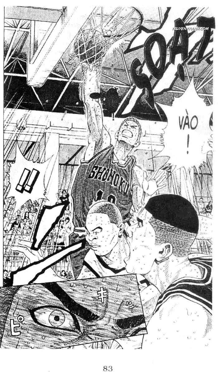 Slam Dunk chap 268 trang 18