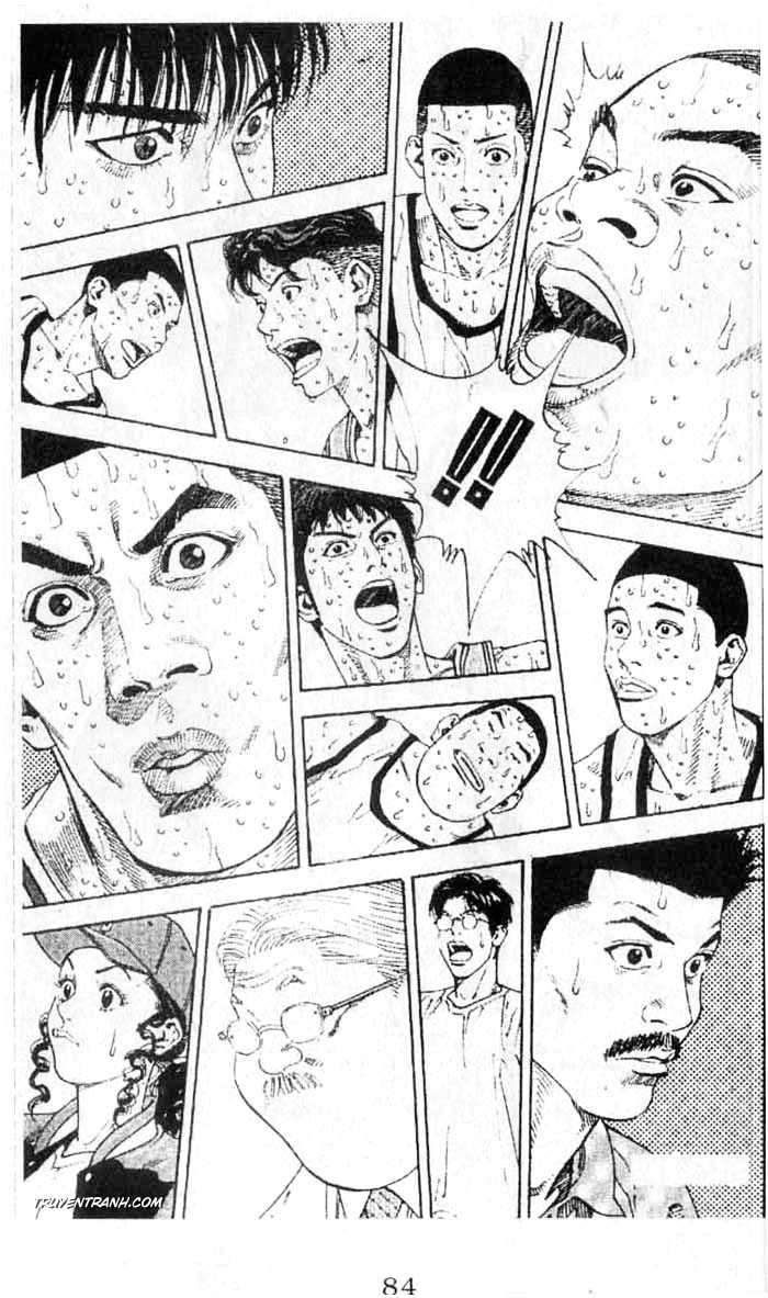 Slam Dunk chap 268 trang 19