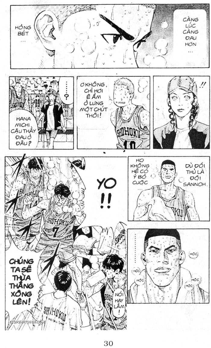 Slam Dunk chap 266 trang 6