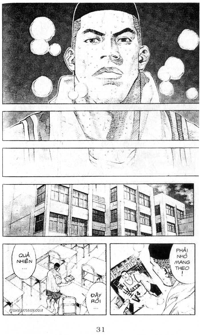 Slam Dunk chap 266 trang 7