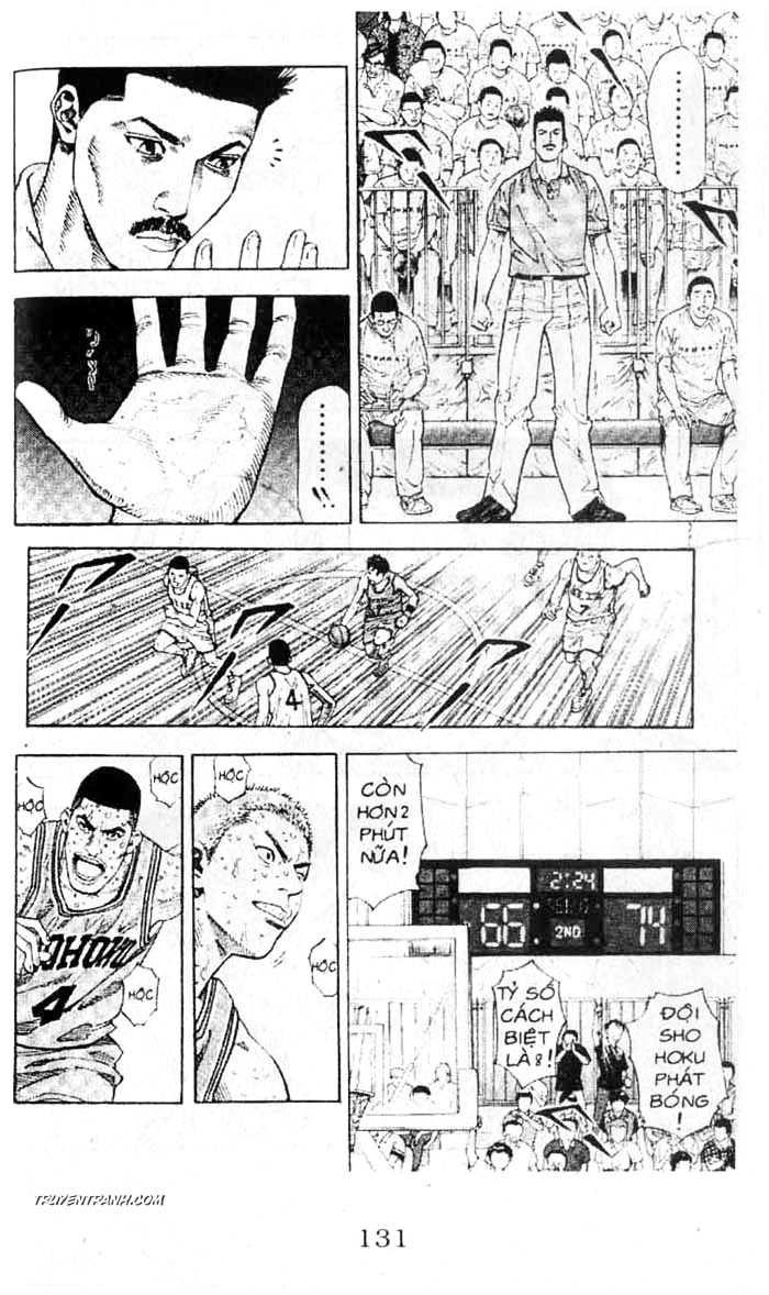 Slam Dunk chap 264 trang 3