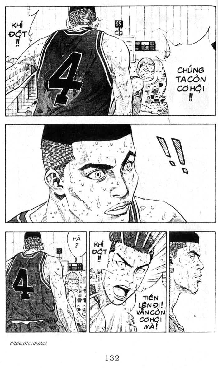 Slam Dunk chap 264 trang 4