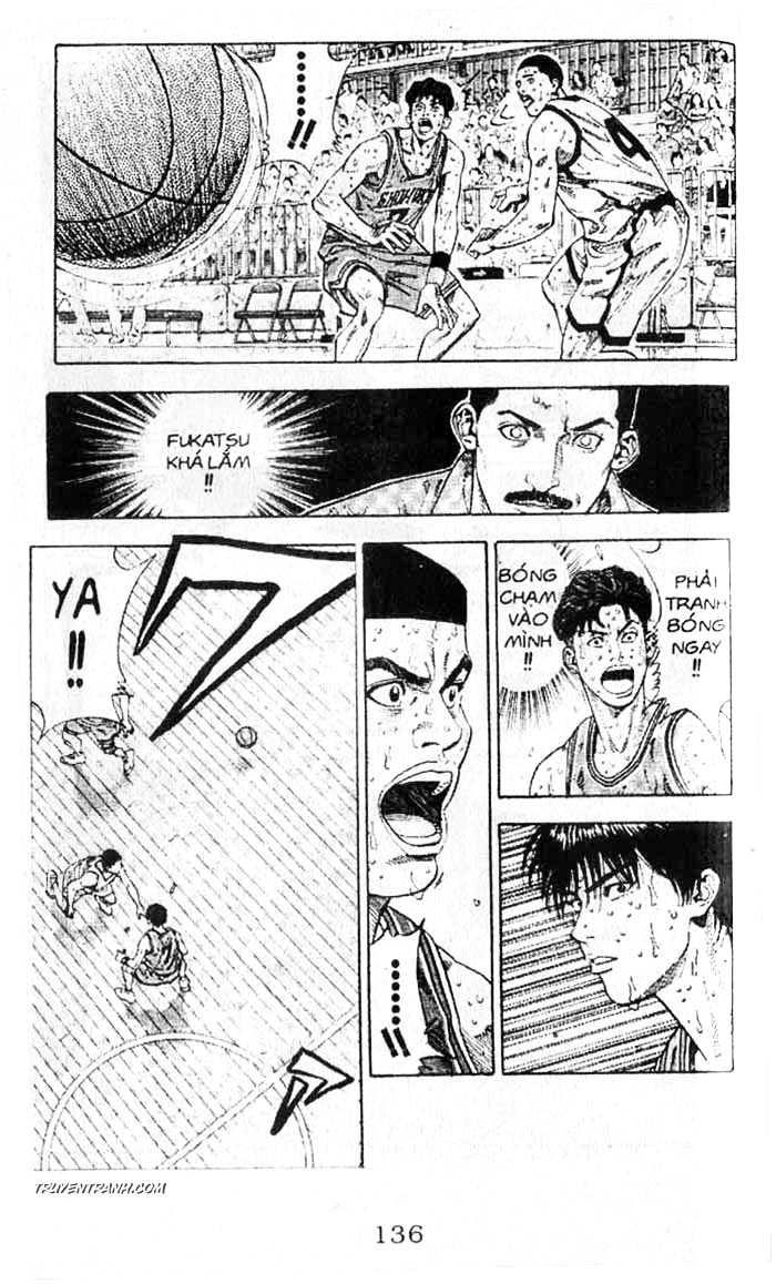 Slam Dunk chap 264 trang 8