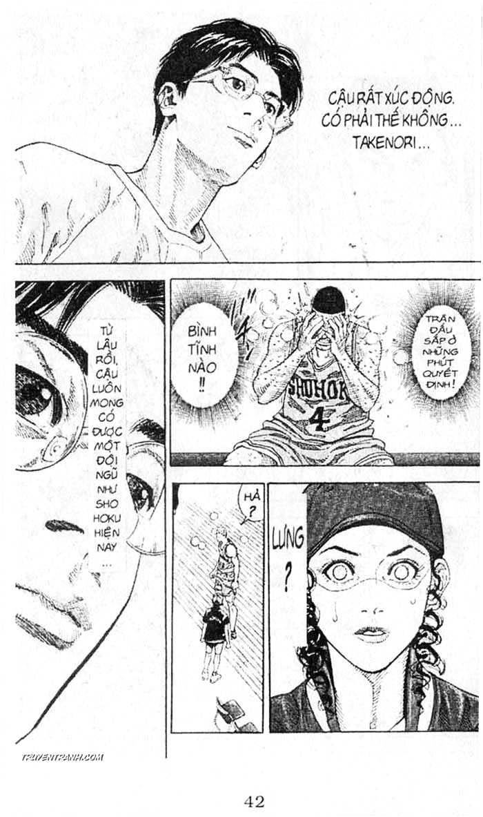 Slam Dunk chap 266 trang 18