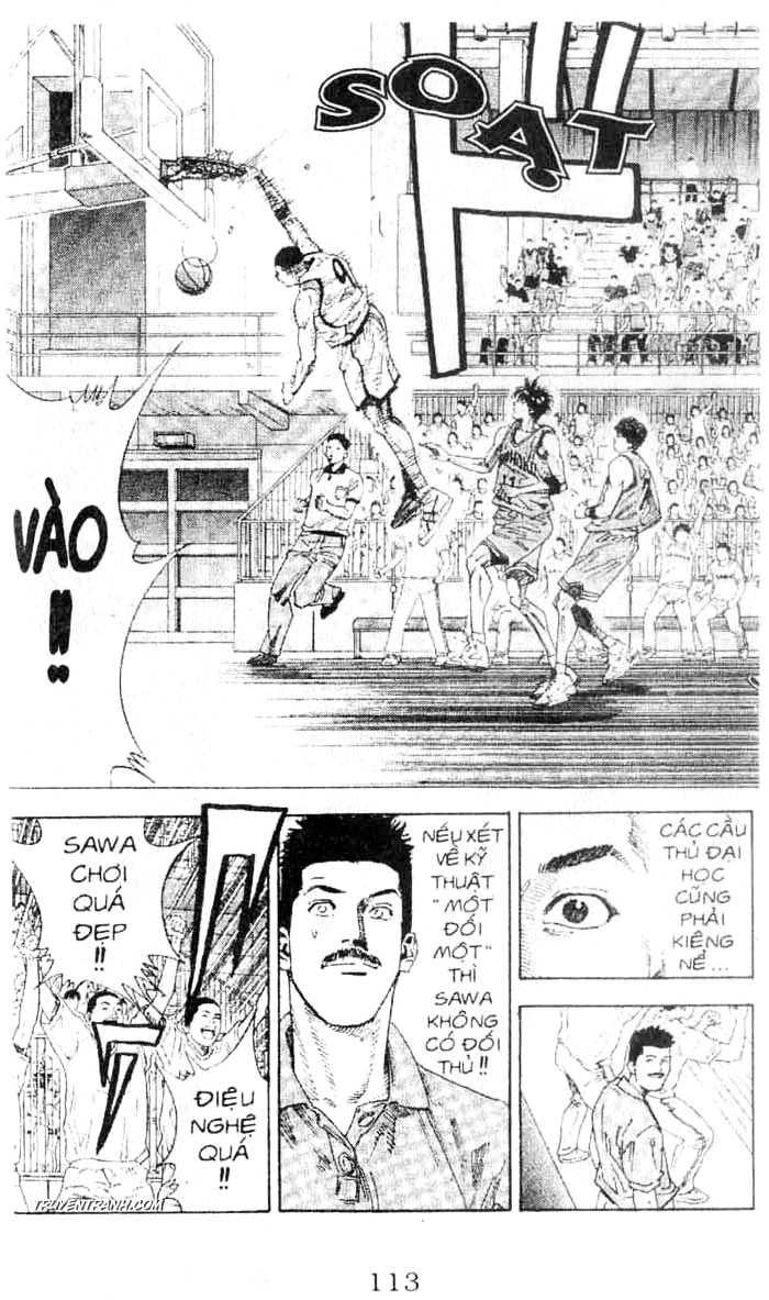 Slam Dunk chap 255 trang 8
