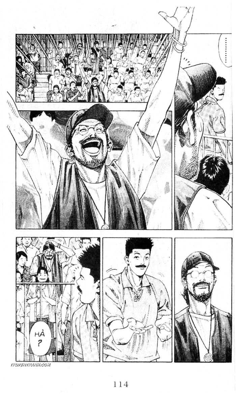 Slam Dunk chap 255 trang 9