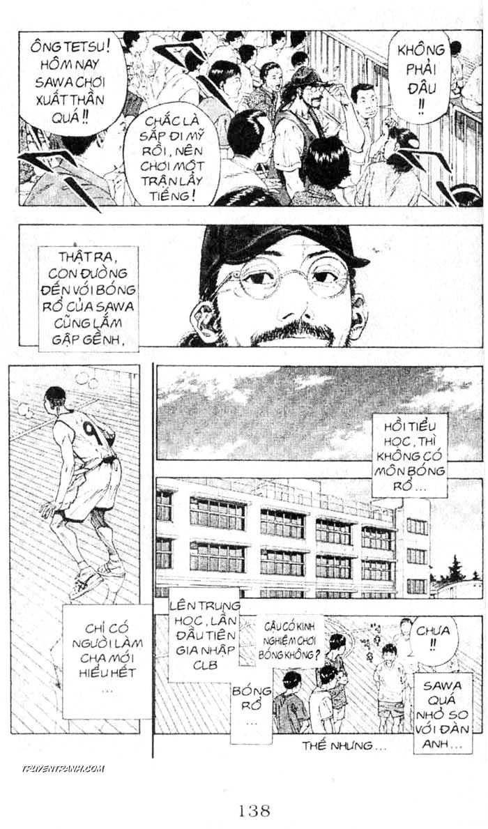 Slam Dunk chap 256 trang 13