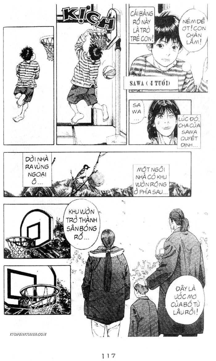 Slam Dunk chap 255 trang 12