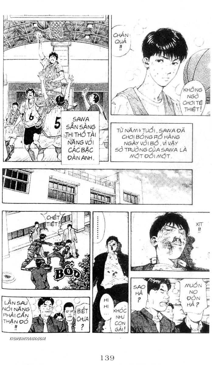 Slam Dunk chap 256 trang 14