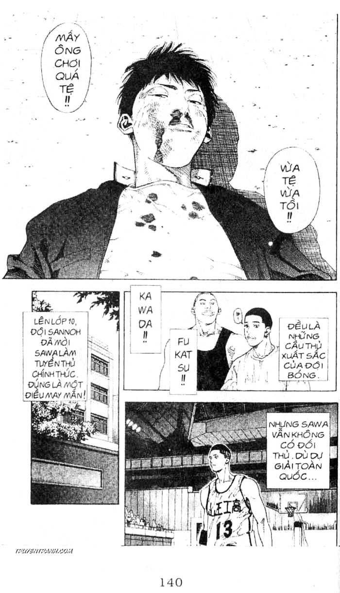 Slam Dunk chap 256 trang 15