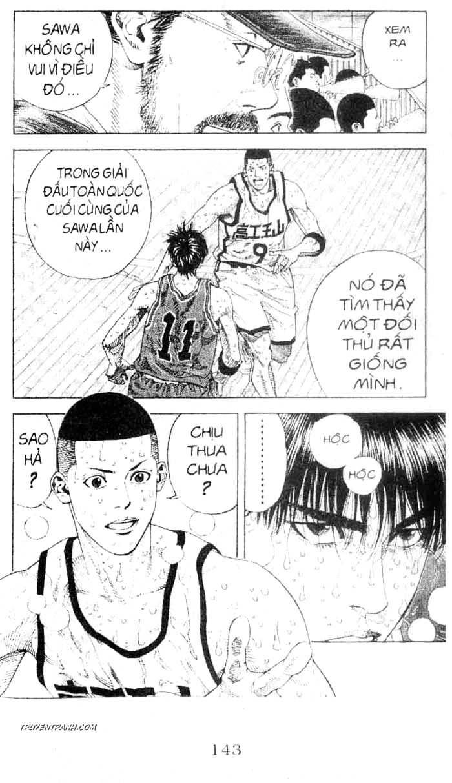Slam Dunk chap 256 trang 18