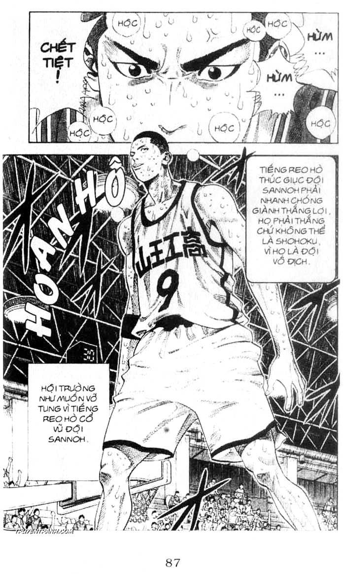 Slam Dunk chap 254 trang 1