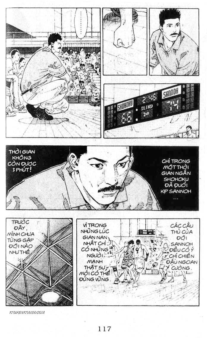 Slam Dunk chap 263 trang 9