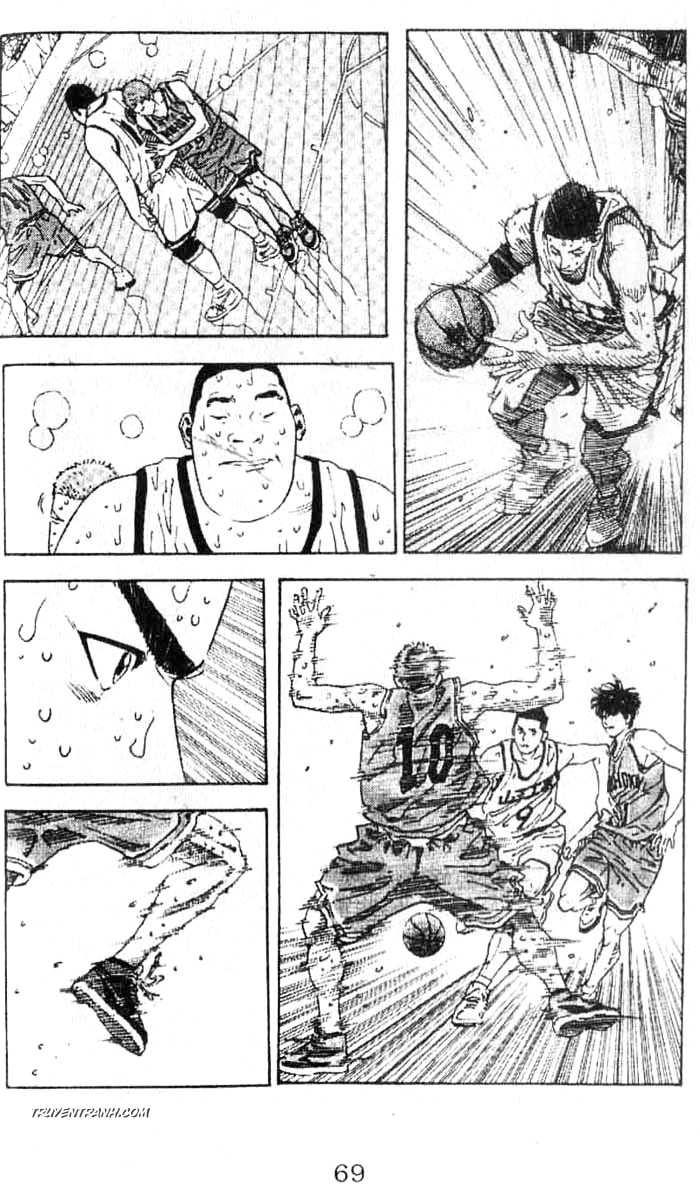 Slam Dunk chap 261 trang 1