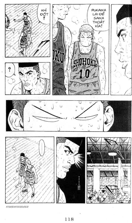 Slam Dunk chap 263 trang 10