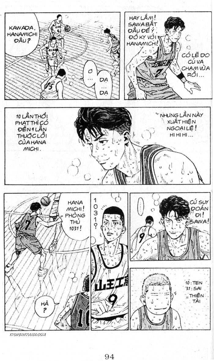 Slam Dunk chap 262 trang 6
