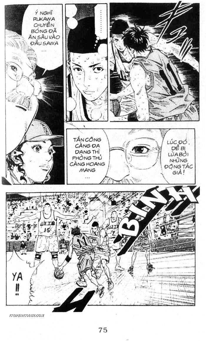 Slam Dunk chap 261 trang 6