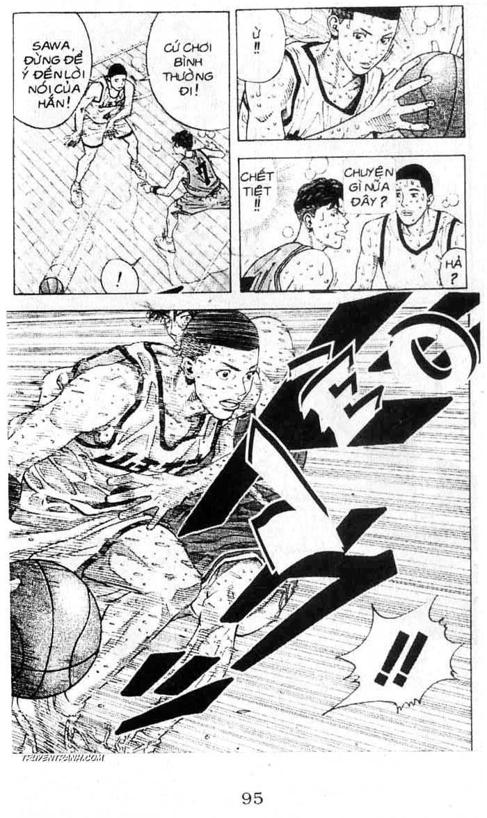 Slam Dunk chap 262 trang 7