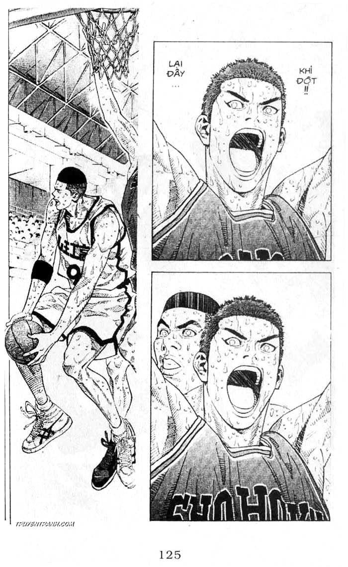 Slam Dunk chap 263 trang 17