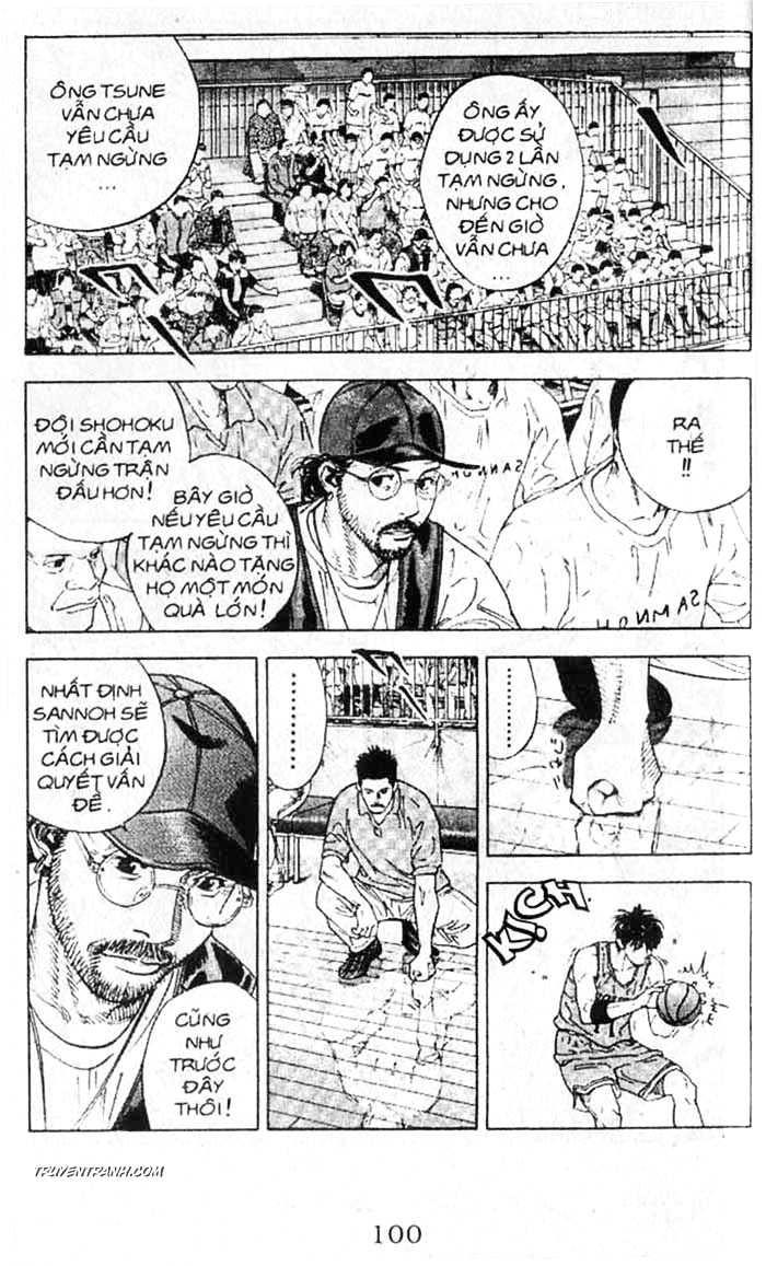 Slam Dunk chap 262 trang 12
