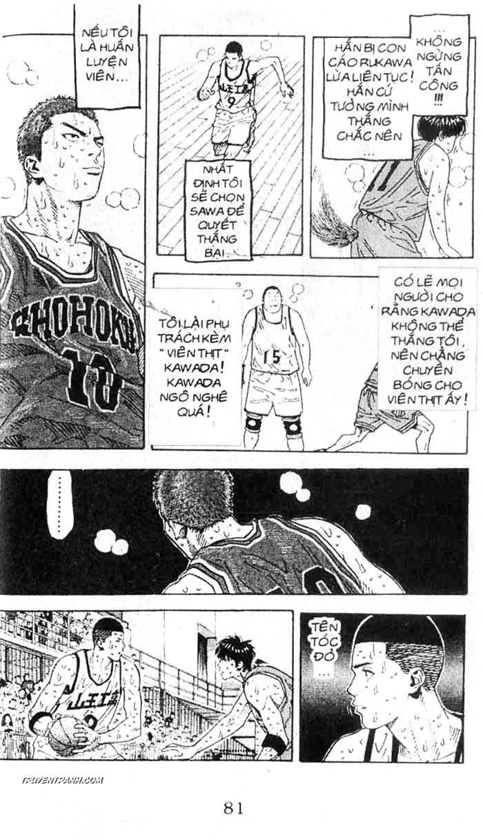 Slam Dunk chap 261 trang 12
