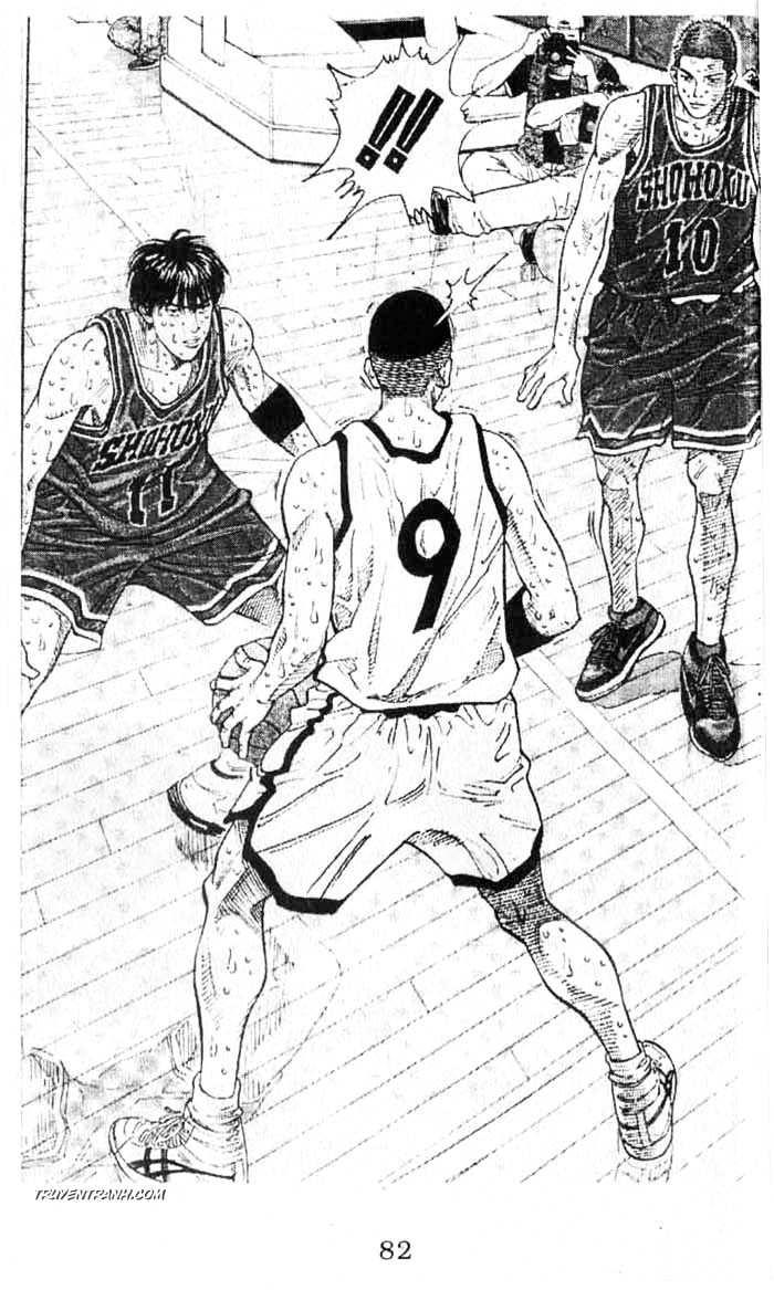 Slam Dunk chap 261 trang 13