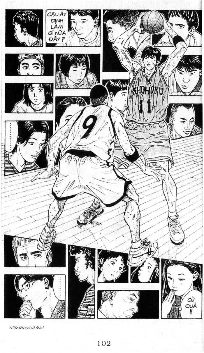 Slam Dunk chap 262 trang 14