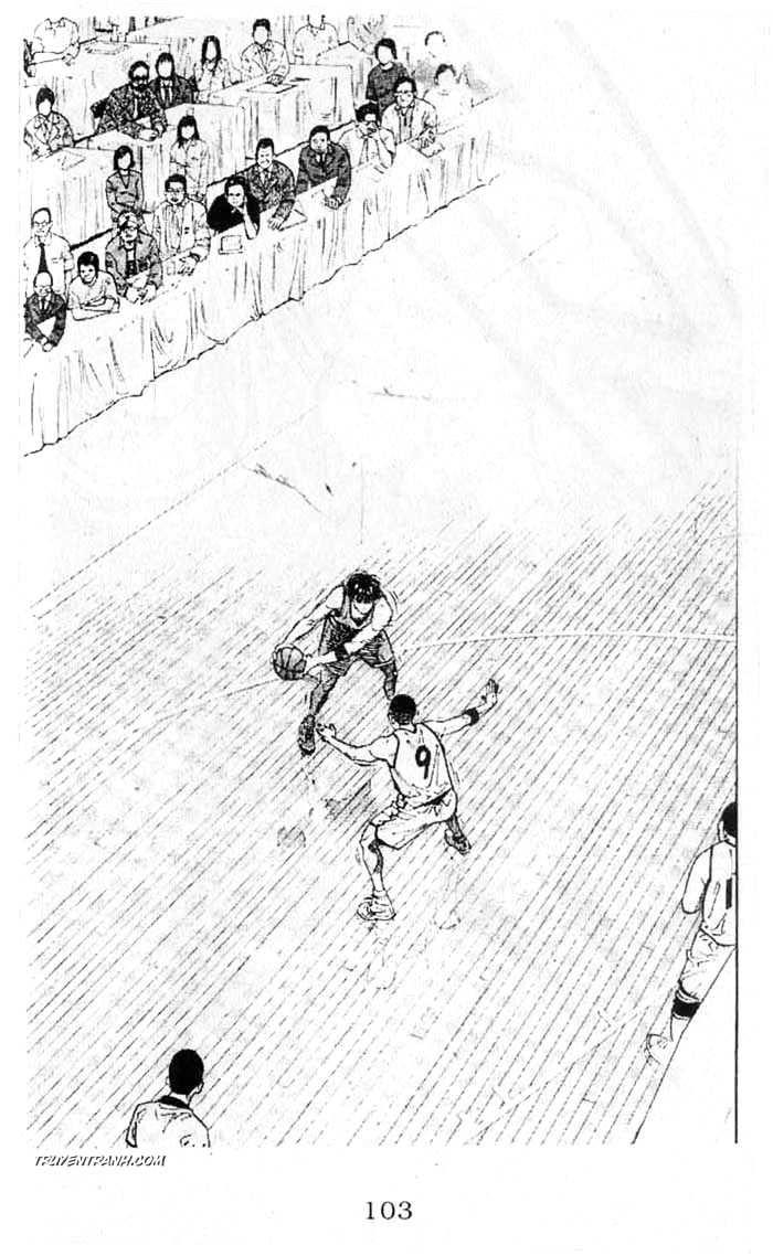 Slam Dunk chap 262 trang 15