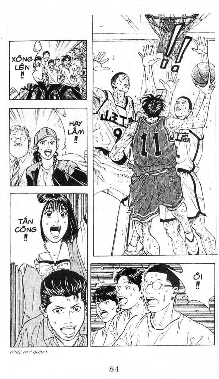 Slam Dunk chap 261 trang 15