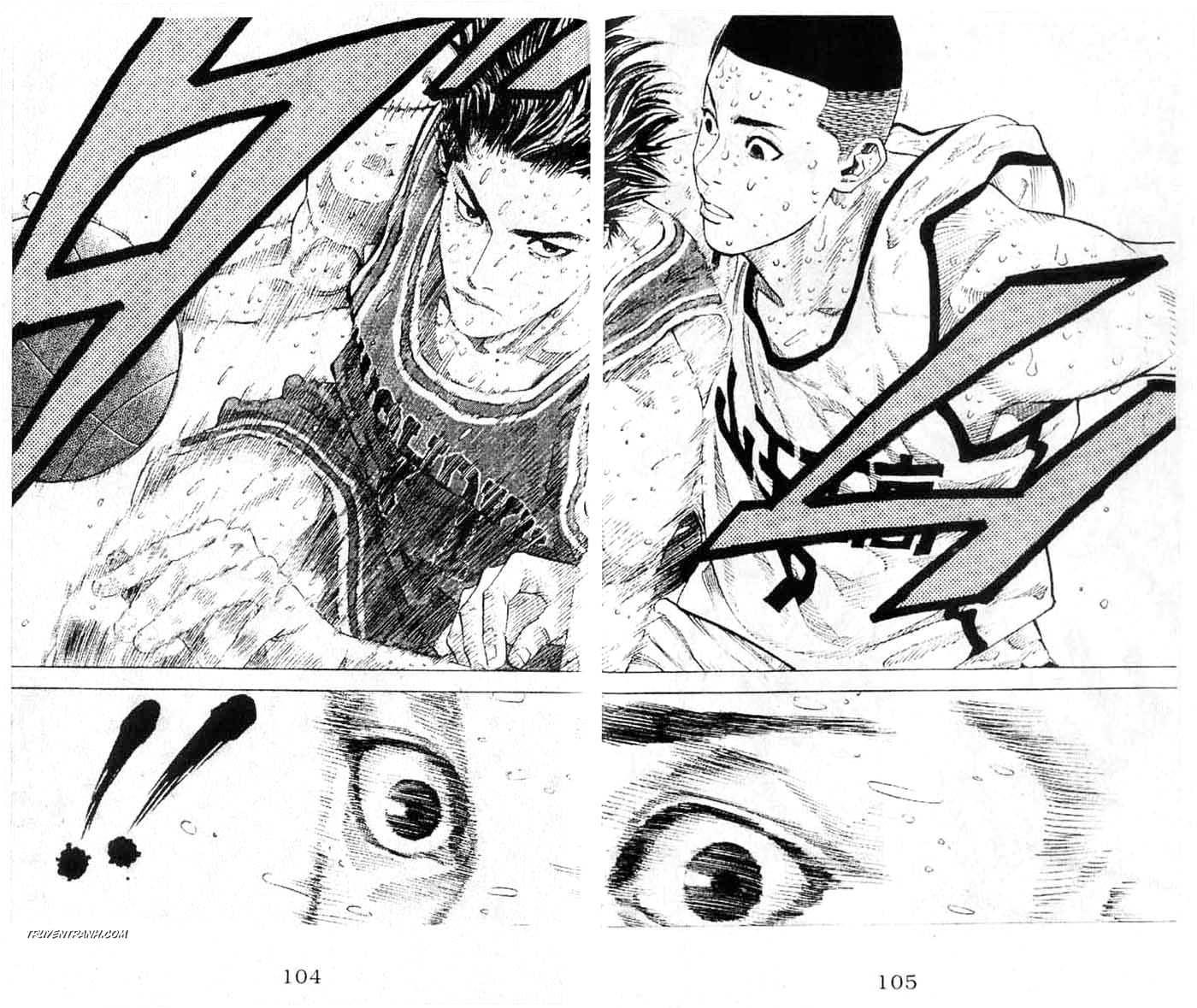 Slam Dunk chap 262 trang 16
