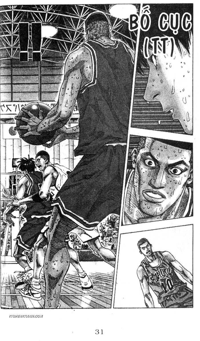 Slam Dunk chap 259 trang 1