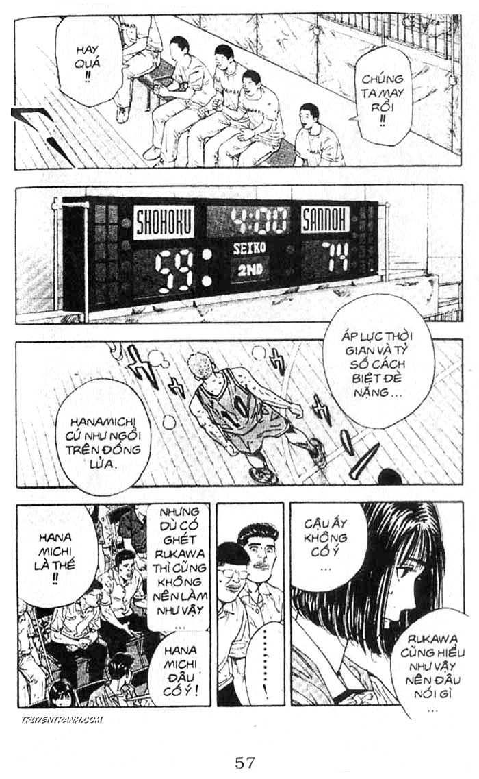 Slam Dunk chap 260 trang 8