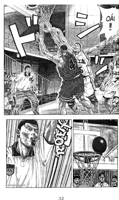 Slam Dunk chap 259 trang 2