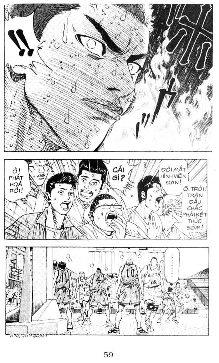 Slam Dunk chap 260 trang 10