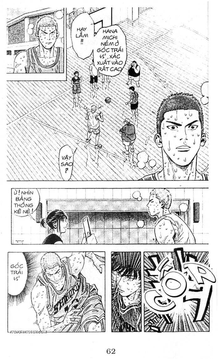 Slam Dunk chap 260 trang 13