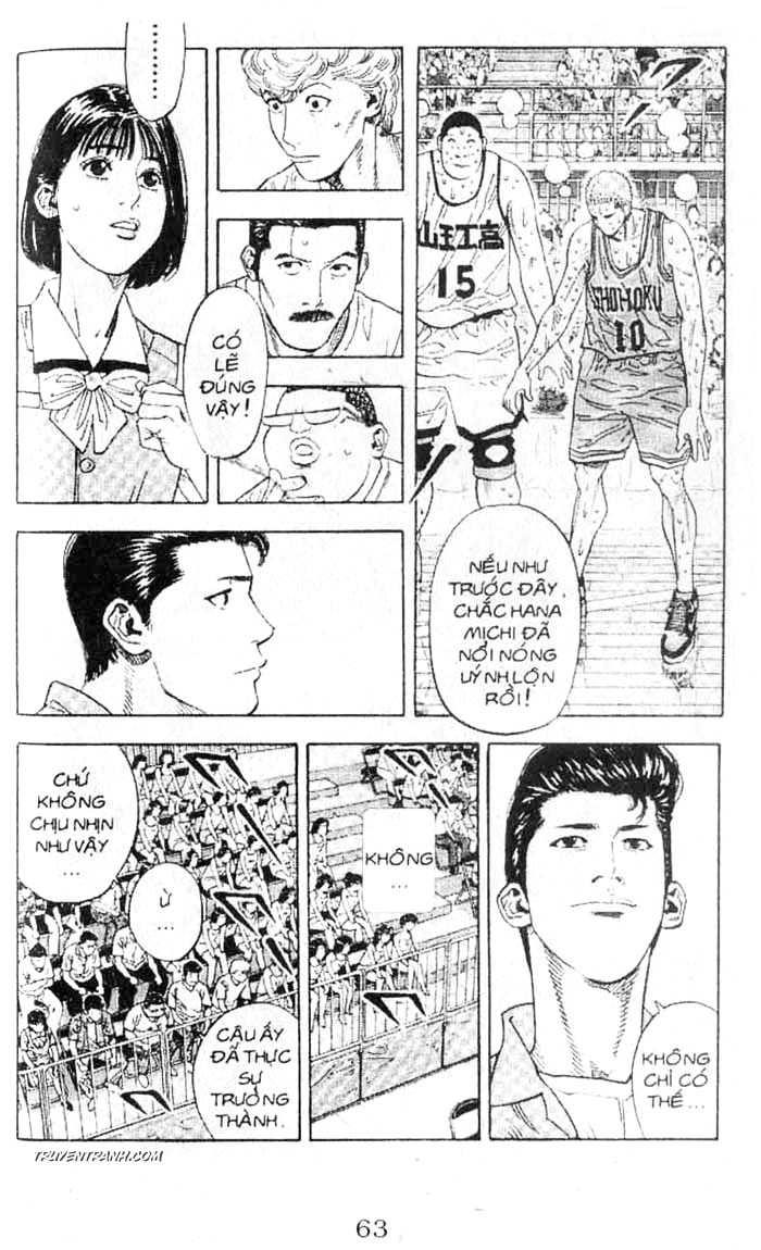Slam Dunk chap 260 trang 14