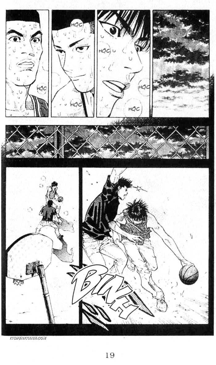 Slam Dunk chap 258 trang 9