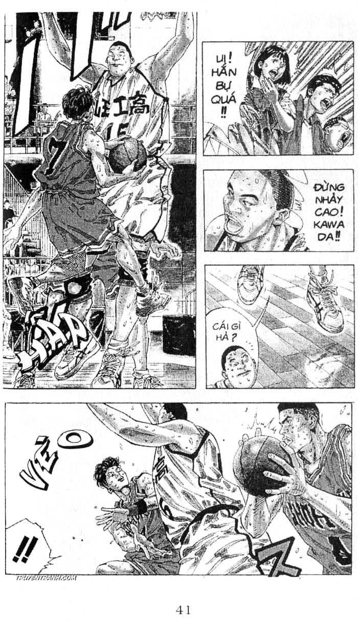 Slam Dunk chap 259 trang 11