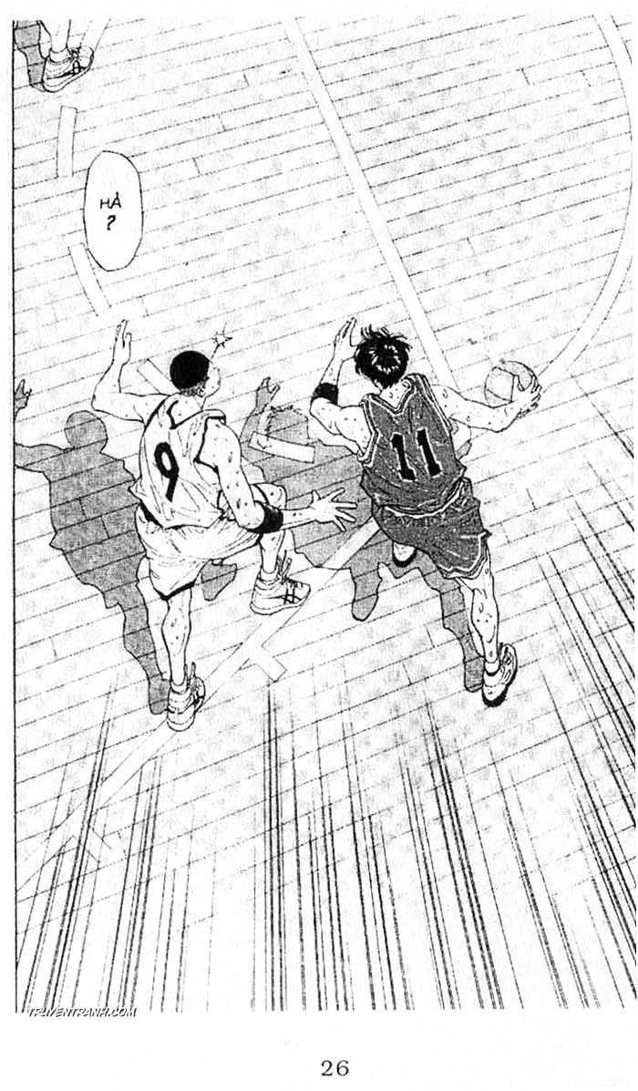 Slam Dunk chap 258 trang 16