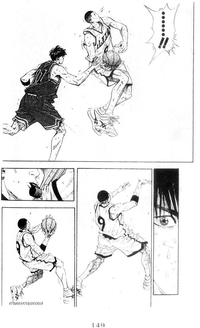 Slam Dunk chap 257 trang 5