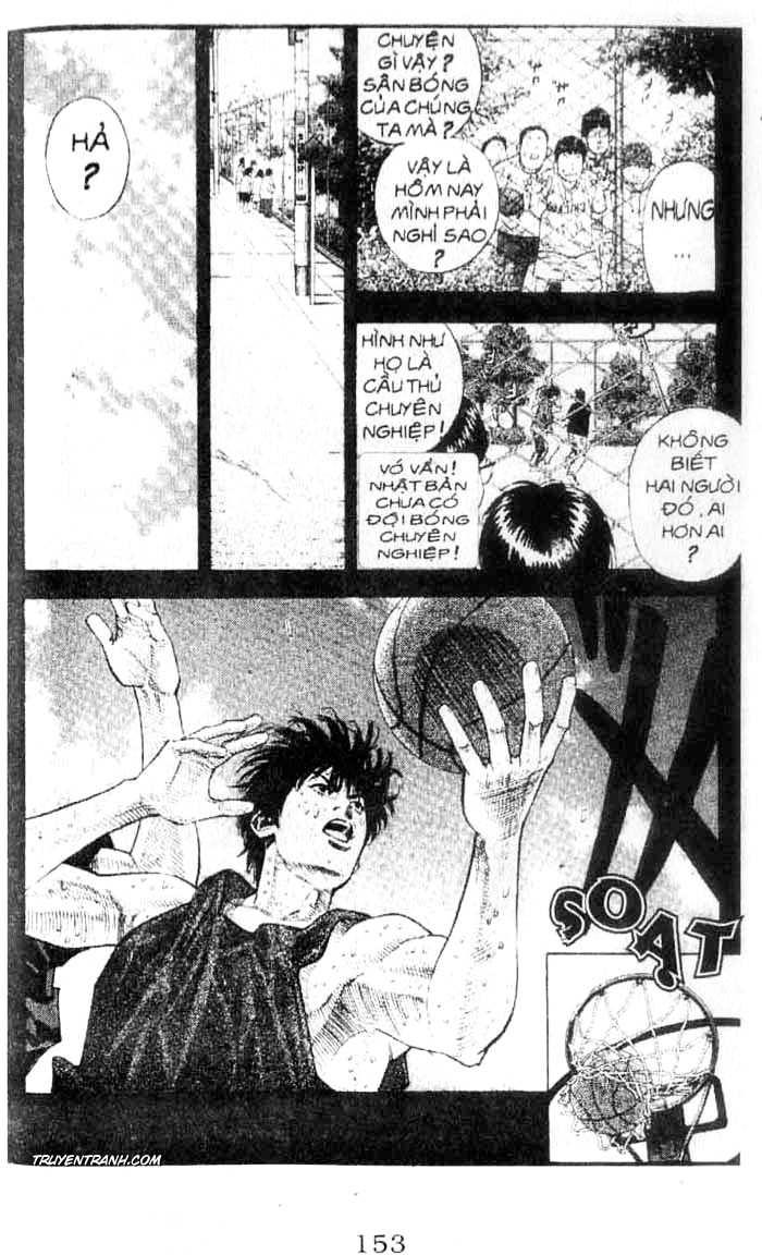 Slam Dunk chap 257 trang 9