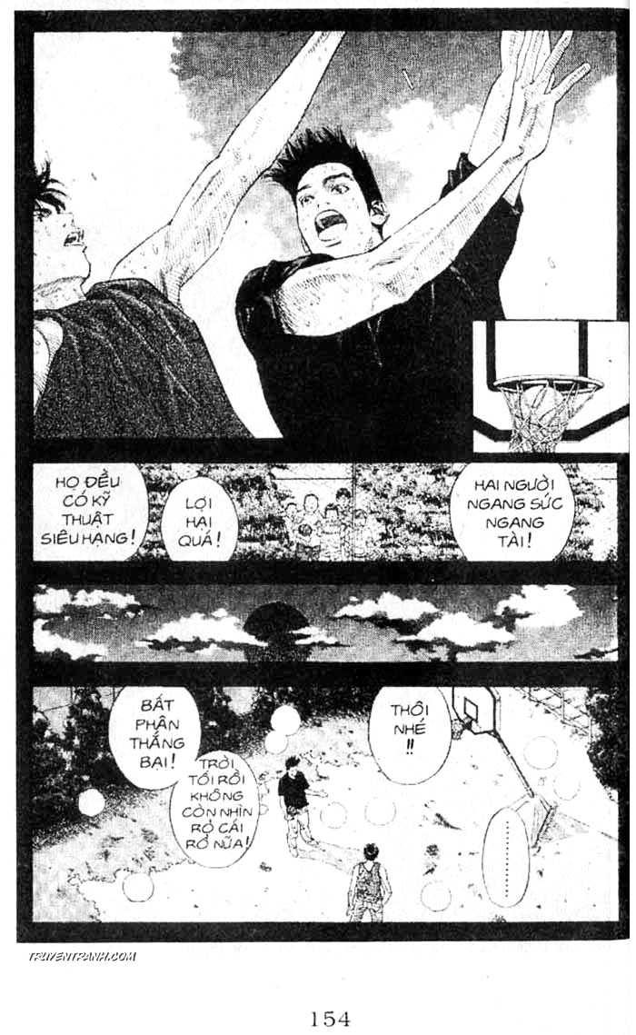 Slam Dunk chap 257 trang 10
