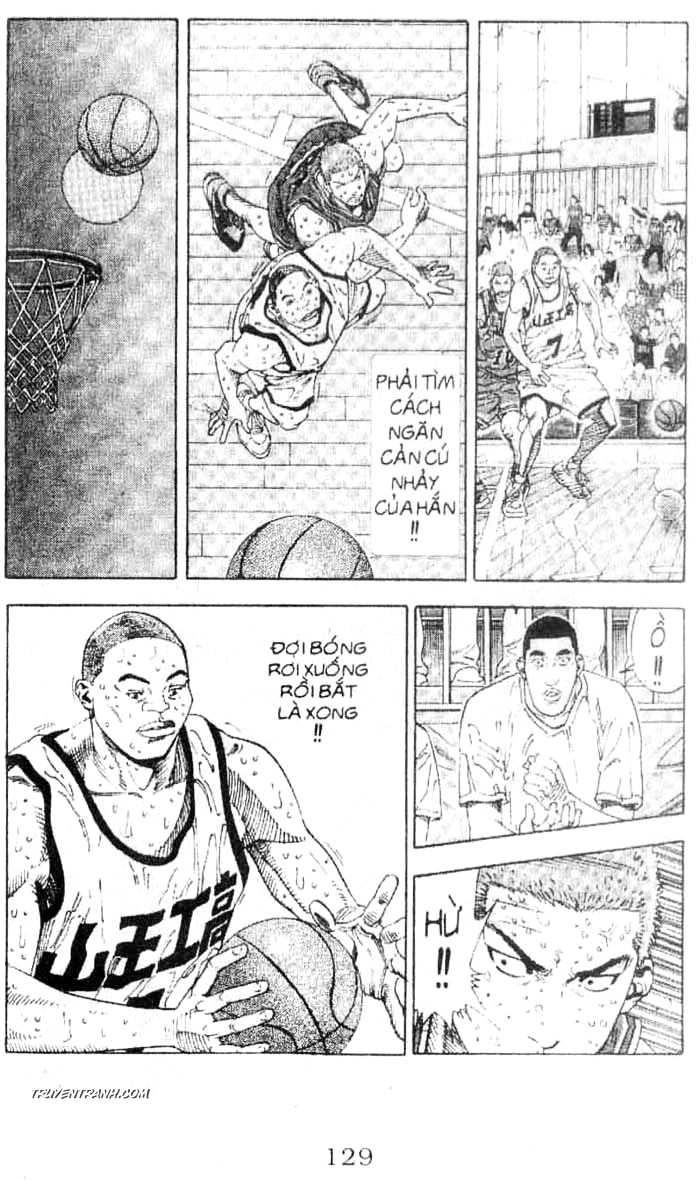 Slam Dunk chap 256 trang 5