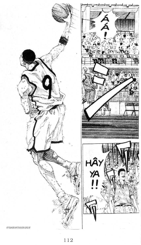Slam Dunk chap 255 trang 7
