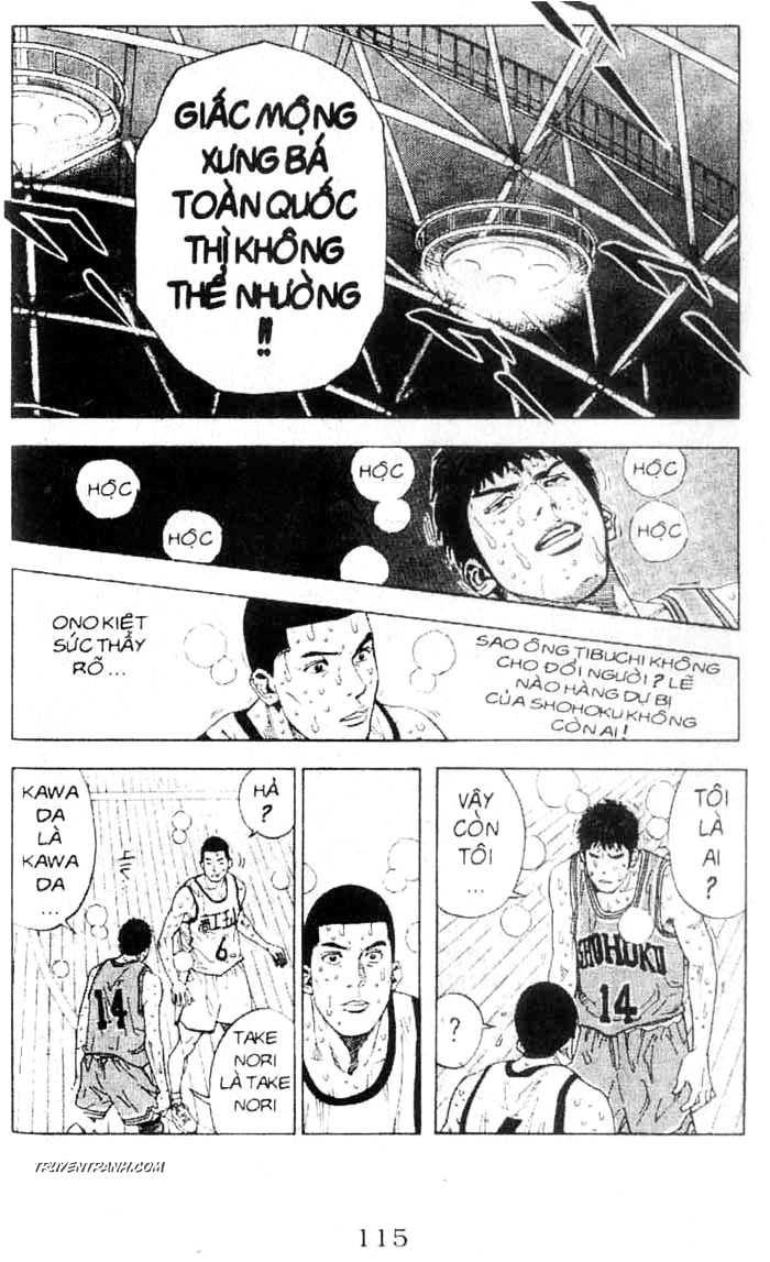 Slam Dunk chap 247 trang 15