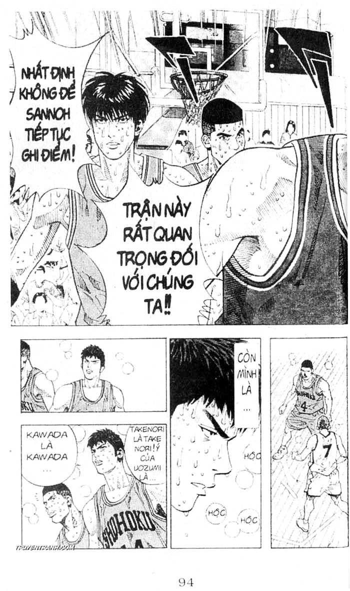 Slam Dunk chap 246 trang 13