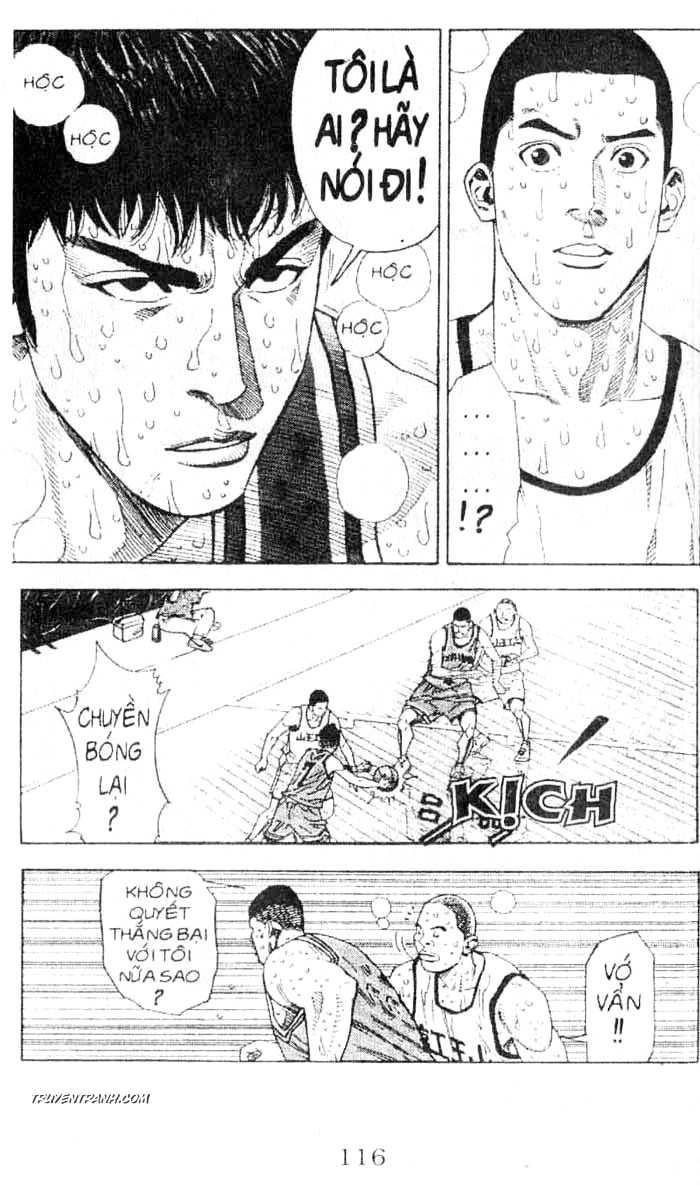 Slam Dunk chap 247 trang 16