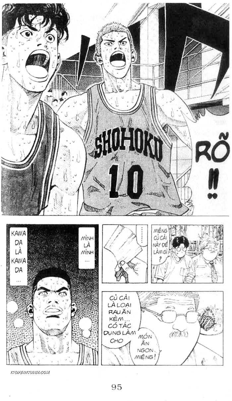 Slam Dunk chap 246 trang 14