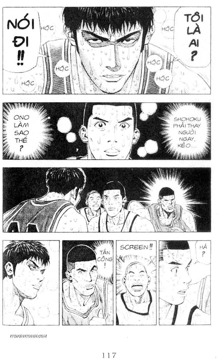 Slam Dunk chap 247 trang 17