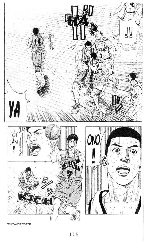 Slam Dunk chap 247 trang 18